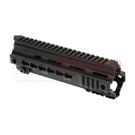 HK416 9 Inch Rail System Keymod Black