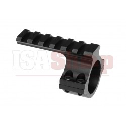 30mm Scope Top Mount Rail Black