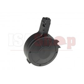 Drum Mag M45 1300rds Black