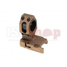 25.4 / 30mm Tactical QD Scope Mount Desert