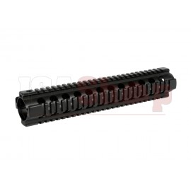 M16 Quad Rail RIS System Black