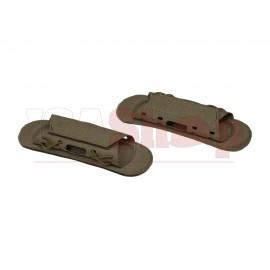 TPC Shoulder Comfort Pads Ranger Green