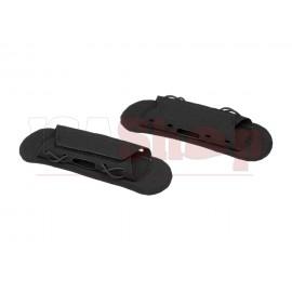 TPC Shoulder Comfort Pads Black