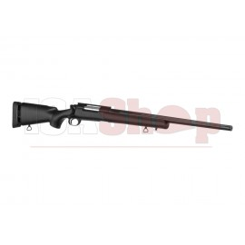 M24 SWS Bolt-Action Sniper Rifle Fluted Barrel Black