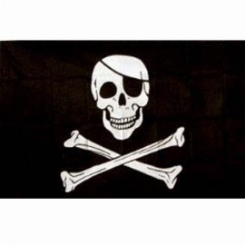 Vlag Pirate (Jolly Rogers)