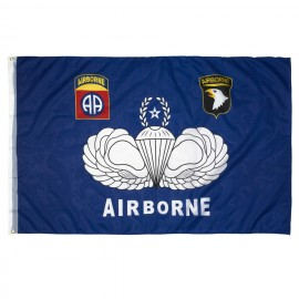 Vlag Airborne Wings