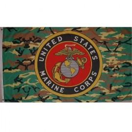 Vlag US Marine Corps Camo