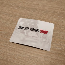 ISASHOP Sticker