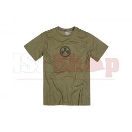 Fine Cotton Icon Logo T-Shirt OD