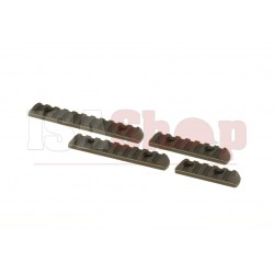 MPOE Polymer Rail Sections
