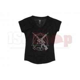 Ladies Black Rifles T-Shirt