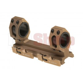Tactical Mount Base 25.4mm / 30mm Desert