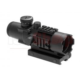 4x32IR Tactical Scope Black