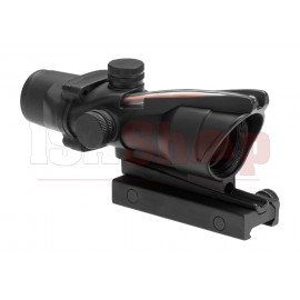 4x32C Red Dot Fiber Black