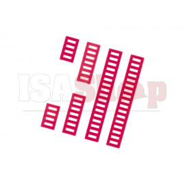 Soft Rail Cover Kit Pink