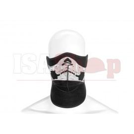 Death Head Neoprene Face Protector Black