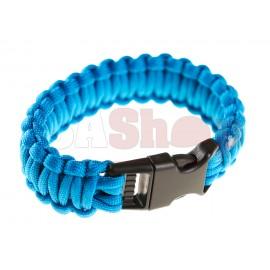 Paracord Bracelet UN Blue