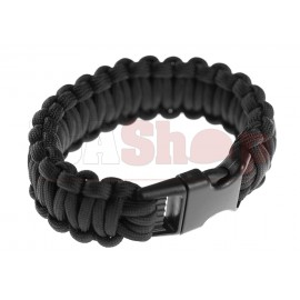 Paracord Bracelet Black