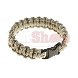 Paracord Bracelet ACU Camo Small Buckle