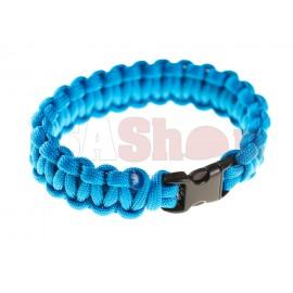 Paracord Bracelet Compact UN Blue