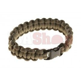 Paracord Bracelet Compact Army Green