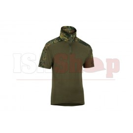 Combat Shirt Short Sleeve Flecktarn