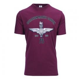 Market Garden 75th Anniversary T-Shirt Maroon