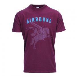 British 1st Airborne Division T-Shirt Maroon