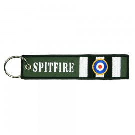 Spitfire RAF Keychain