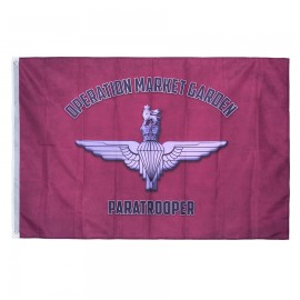 Operation Market Garden Paratrooper Flag