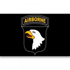 Vlag 101st Airborne Division