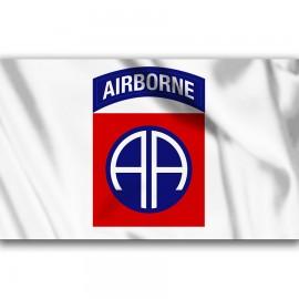 Vlag 82nd Airborne Division