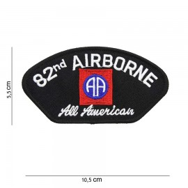 "82nd Airborne Division ""All American"" Patch"