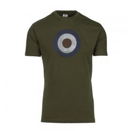 RAF T-Shirt Green