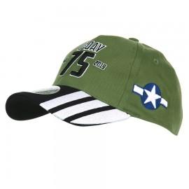 D-Day 75th Anniversary Baseball Cap