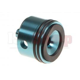 V2 Aluminum Silent Cylinder Head Blue