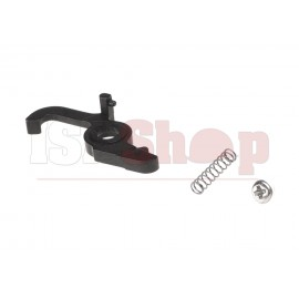 Steel Cut-Off Lever V2 Black