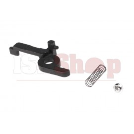 Steel Cut-Off Lever V3 Black