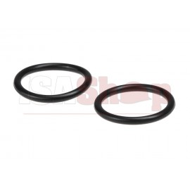 O-Ring for Piston Head 2-pack Black