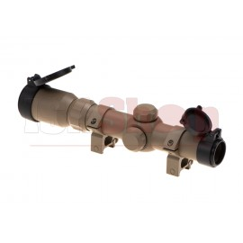1-4x24 Tactical Scope Desert