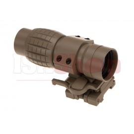 FXD 4x Magnifier Desert