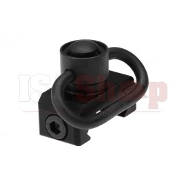 QD Sling Attachment Mount Black