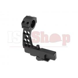 AK Single Scope Side Mount Base 25.4mm / 30mm Black