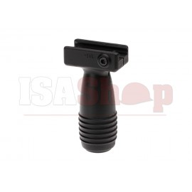Short Vertical Grip Black