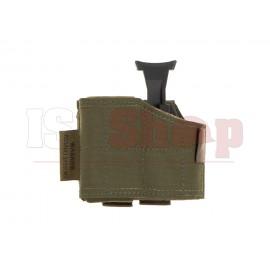 Universal Pistol Holster Left Handed OD