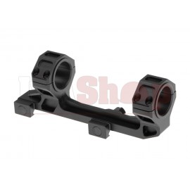 GE Short Version 25.4mm / 30mm Mount Base Black