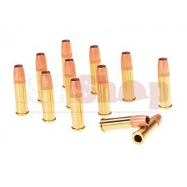 Revolver Shells Metal Rear Load 12pcs