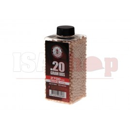 0.20g Tracer BB 2700rds Red
