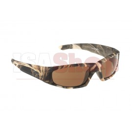 Hudson Elite Polarized Brown Realtree