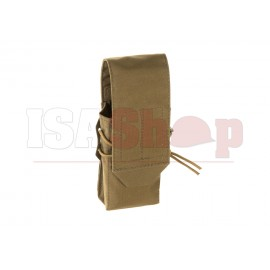 AK Double Mag Pouch Coyote